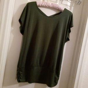 🌷Apt. 9 crochet back blouse